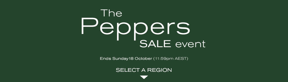 Peppers Sale Event
